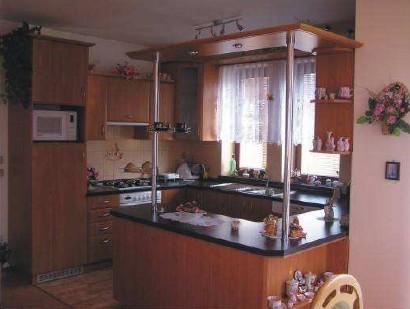 Kuchyně dřevěné