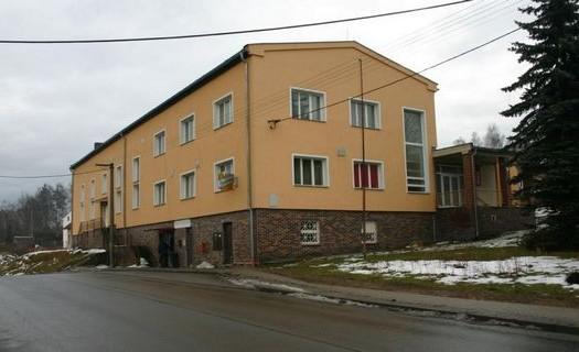 Kulturní dům v Záluží s restaurací, pořádání plesů, koncertů, maturitních plesů, společenských akcí