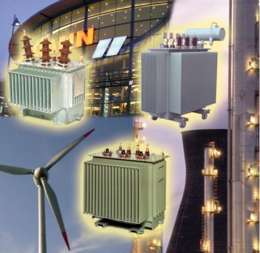 Distribuční a výkonové transformátory