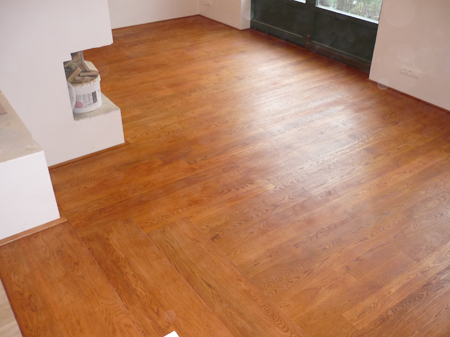 Pokladka podlahových krytin - laminátové, vinylové i dřevěné