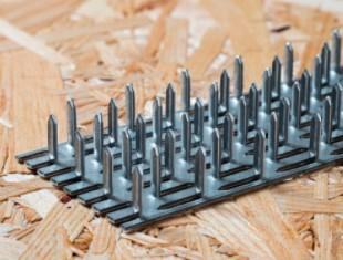 Kování na dřevěné a tesařské konstrukce