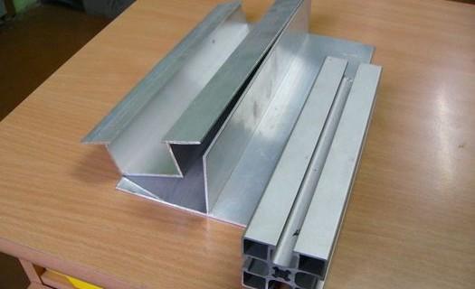 Zpracování hliníkových profilů a plechů Kolín