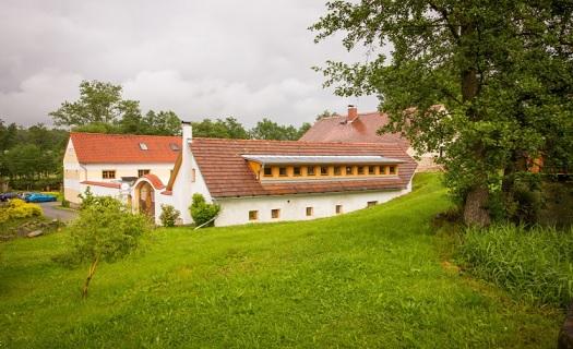 Dovolená s dětmi - Strnadovský mlýn - ideální místo pro rodinu s krásnou okolní přírodou