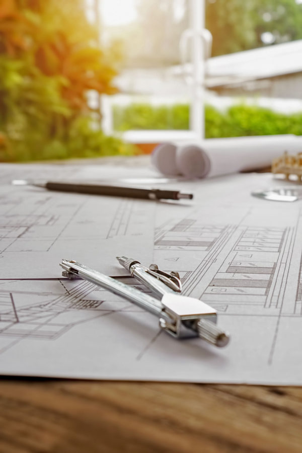 Projektové dokumentace pro domy, hospodářské budovy a menší stavby