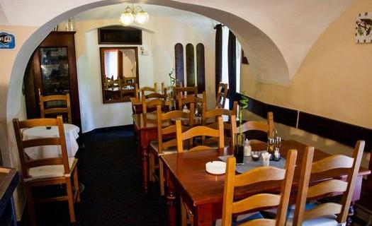 Rodinná restaurace, letní terasa, obědy, hotovky Kutná Hora