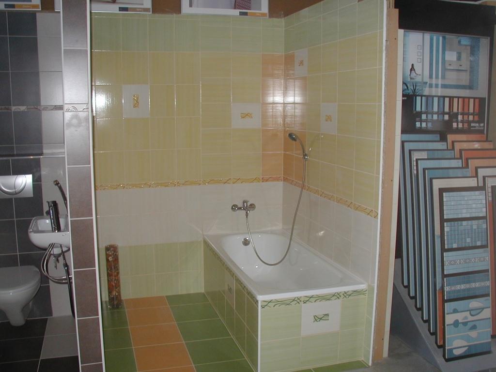 Realizace koupelen Sušice