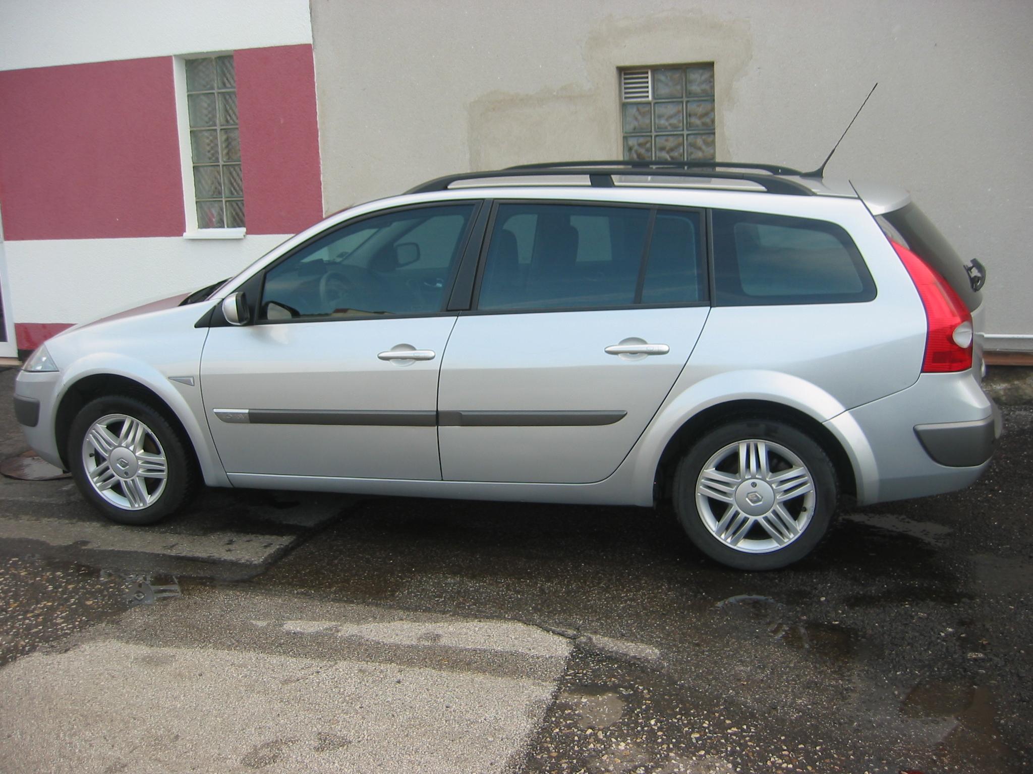 Prodám Renault Megane kombi 2005 - Jičín