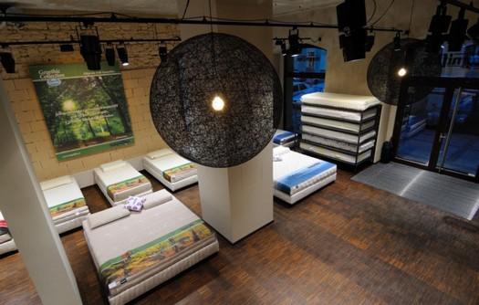 Architektonická projekční kancelář Praha, interiér obchodu