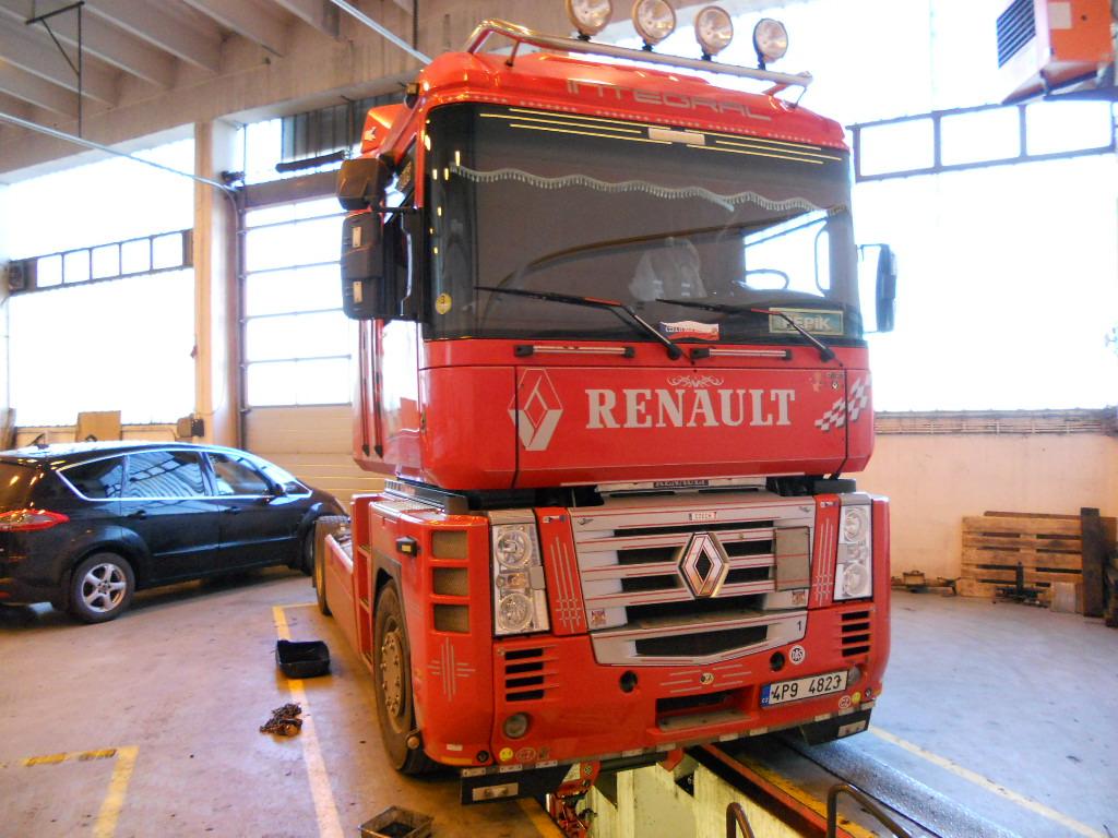 Renault Magnum 480.18T DXi