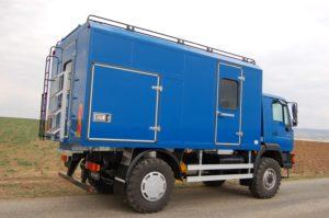 Úpravy užitkových vozů i dodávek podle Vašich potřeb
