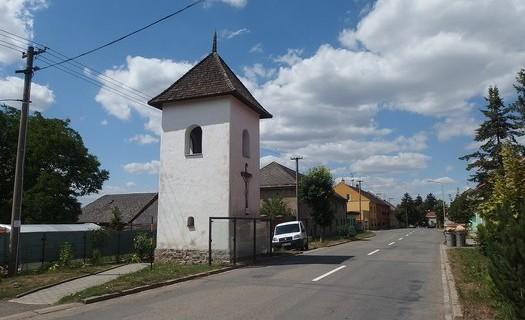 Obec Čechy v Olomouckém kraji, historická zvonice