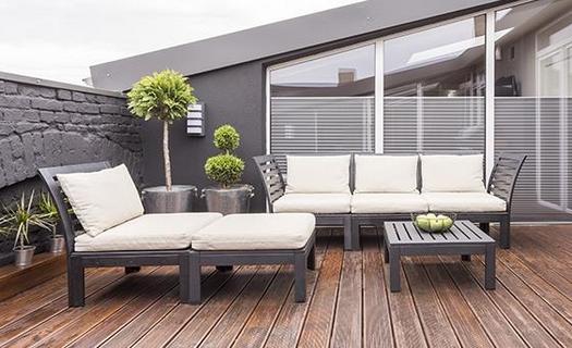 Terasy a fasády, dřevěná terasová prkna, WPC terasy, plotovky, zahradní nabýtek