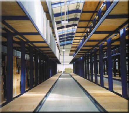 Manufacture of storage systems, platforms, rack equipment Uhersky Brod