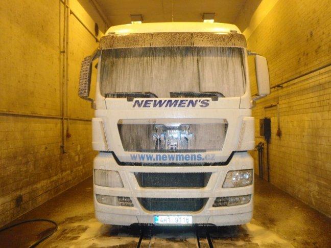 Truck servis v Trutnově