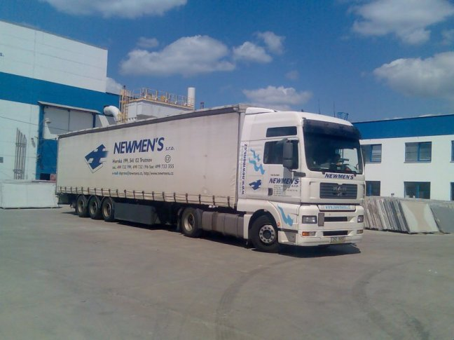 Údržba motorových vozidel - Truck