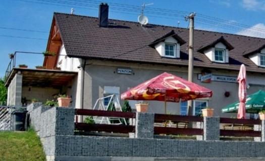 Penzion Hradec s pohostinstvím a turistickou ubytovnou Plzeň, pokoje a apartmány, wi-fi zdarma
