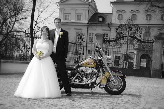 Fotografické služby Mladá Boleslav, foto svateb