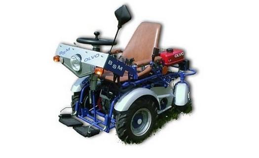 Kovovýroba Přerov, lehce ovladatelné invalidní vozidlo