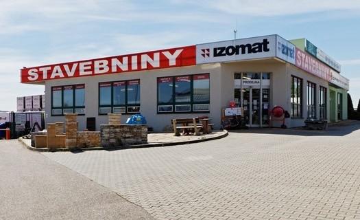 IZOMAT stavebniny  · Prodej stavebního materiálu Praha, vlastní výroba stavebnin, půjčovna nářadí