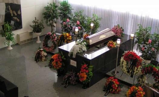 Pohřební ústav Marie Teplice, pořádání pohřbů