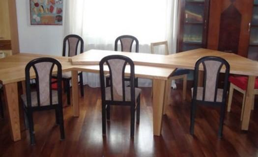 Truhlářství Tandem Praha, stoly