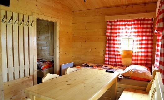 Barešův ranč s ubytováním Lužec nad Cidlinou
