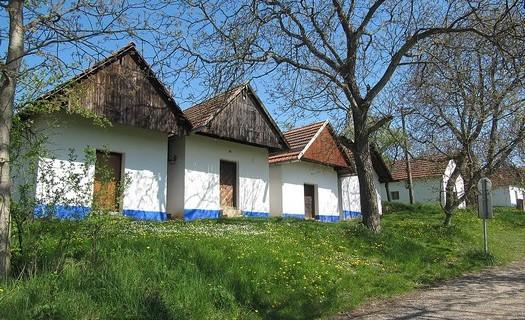 Obec Vlčnov, okres Uherské Hradiště, Vlčnovské búdy
