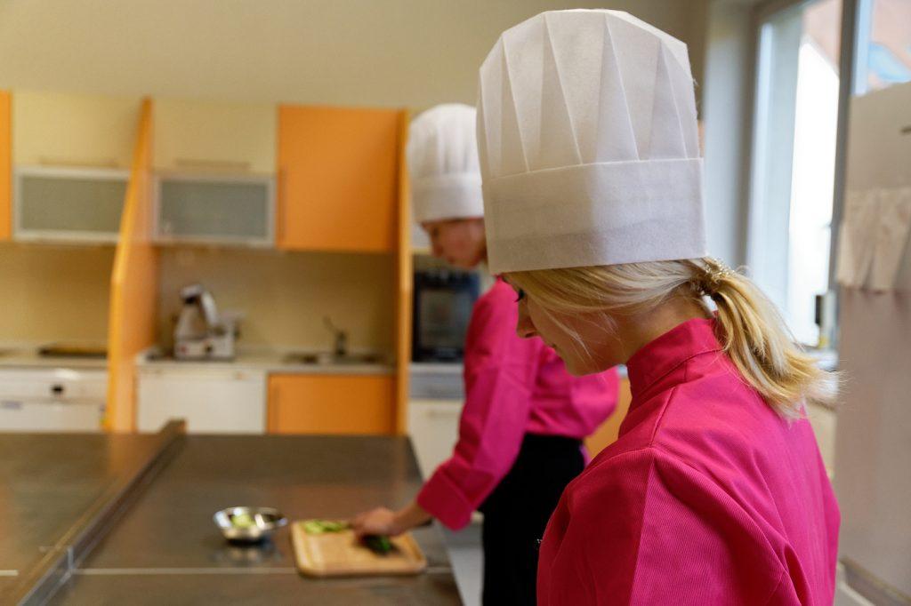 Odborné vzdělávání v učebním oboru kuchař číšník