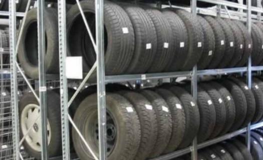 Regálové systémy Liberec, regály na pneu
