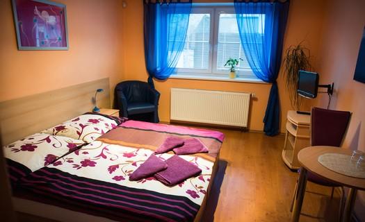K Penzion Brno cenově dostupné ubytování
