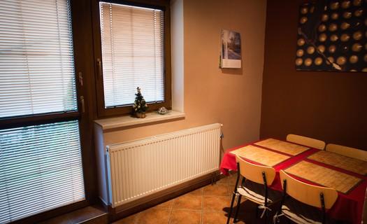 K Penzion Brno, až třílůžkové pokoje