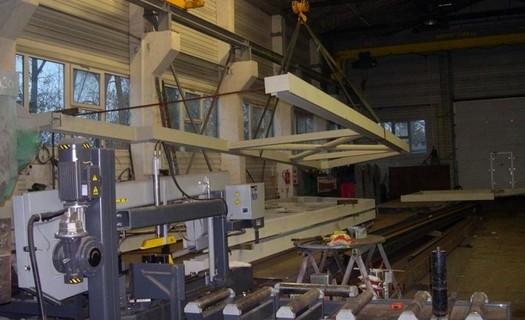 Zakázková zámečnická výroba Olomouc