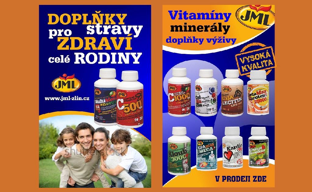 Eshop s vitamíny, minerály a doplňky stravy - se slevou produkty pro zdraví, posílení imunity, regeneraci organismu a vitalitu