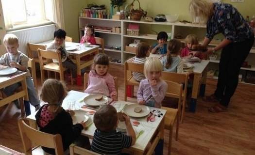 Mateřská škola Mufánkov Praha, předškolní vzdělání