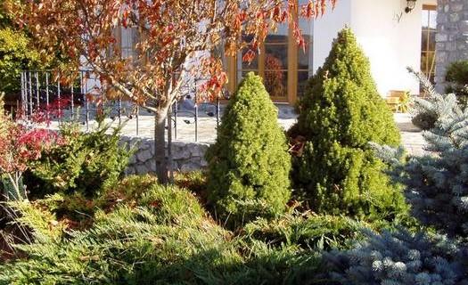 Realizace zahrad v otevřené krajině Blansko