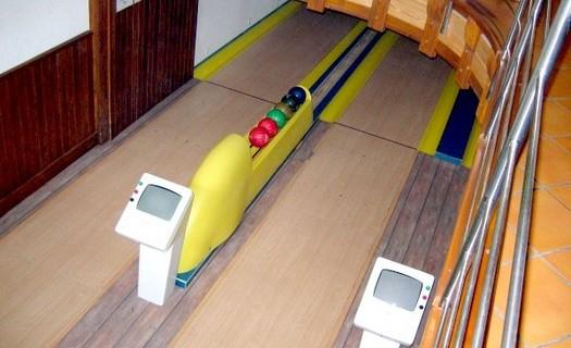 Malá škola bowlingu Bystřice
