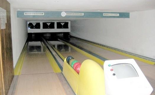 Firemní akce s hrou bowlingu Bystřice