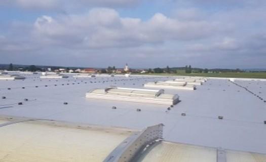 Realizace plochých a šikmých střech Vysoké Mýto