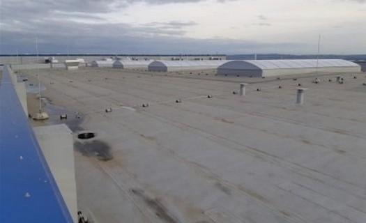 Rekonstrukce střech Vysoké Mýto