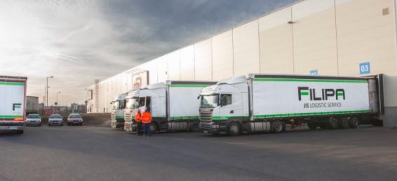 Logistická podpora s možností náhradního plnění