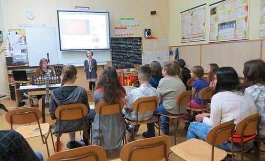 Základní škola Stříbro, plně vybavené třídy