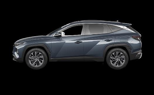 nový vůz Hyundai Tucson hybrid v autosalonu Uherský Brod