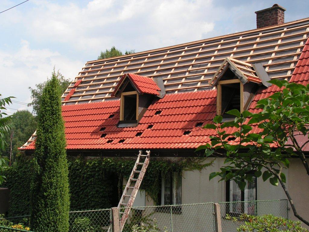Střechy na klíč pro novostavby i rekonstrukce střech, velký výběr materiálu
