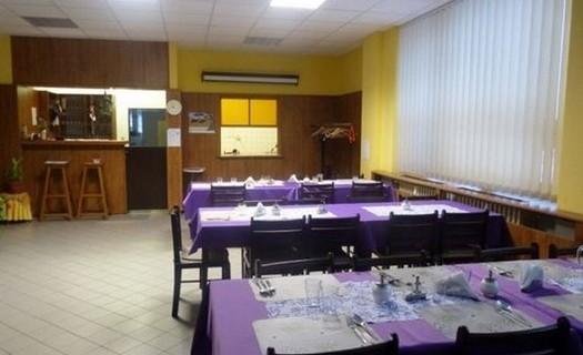 Denní stacionář pro seniory Hradec Králové, jídelna