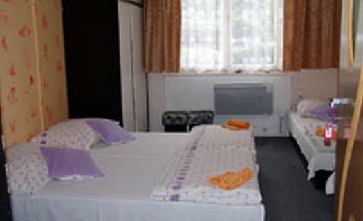 Ubytování Penzion JANAMI Rakvice, kapacita 44 lůžek