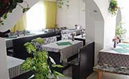 Ubytování Penzion JANAMI Rakvice, budova s jídelnou, polopenze