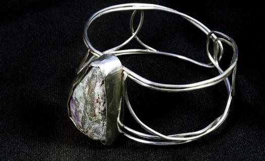 Výroba originálních šperků na zakázku Praha, náramek