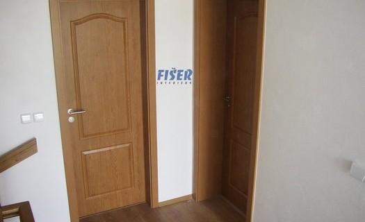 Fišer Interiéry Louny, realizace dveří včetně zárubní