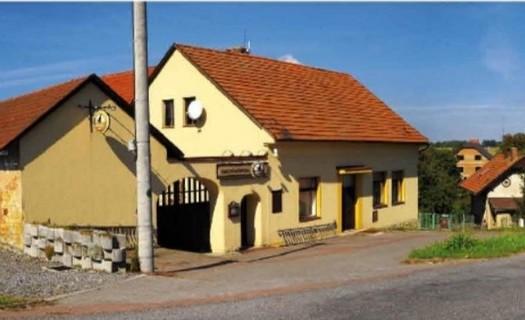 Obec Oucmanice, okres Ústí nad Orlicí, obecní hospoda
