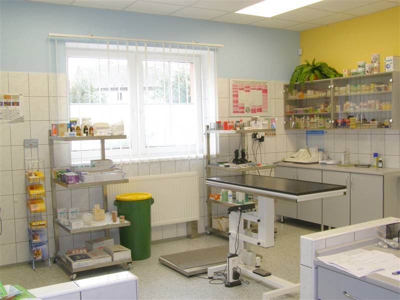 Veterinární ordinace - péče o zvířata